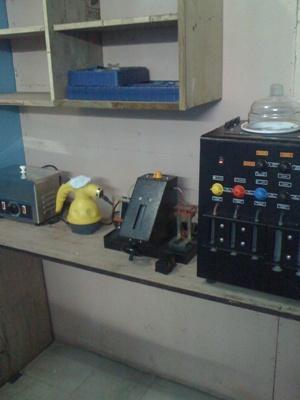 inkjet refilling setup