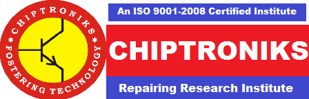 chiptroniks Laptop, mobile, led lcd smart tv, printer, cctv repairing institute